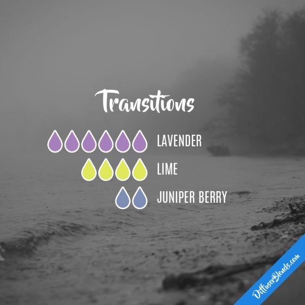 Transitions - Essential Oil Diffuser Blend