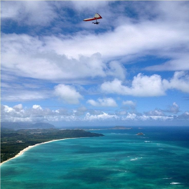 Adventure - Hang-gliding, South Africa