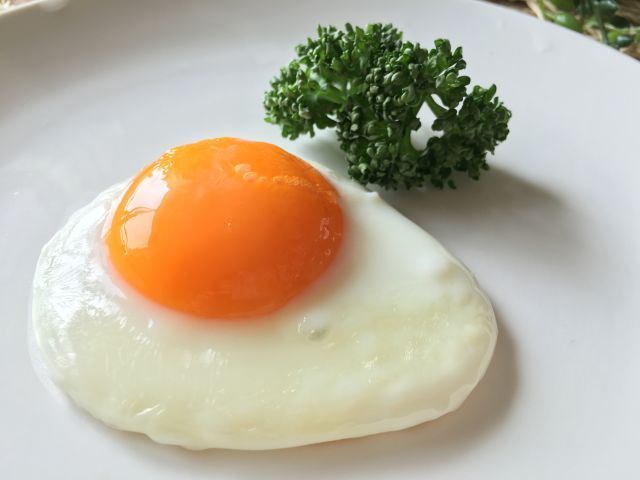 いつもの卵が高級ホテルの朝食に大変身!?