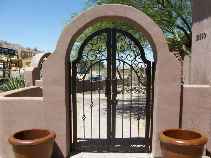 1000 Images About Courtyard Gates On Pinterest Mesas