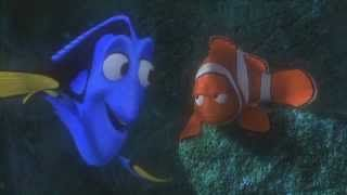 "Finding Nemo ""Just Keep Swimming"" Clip - YouTube"