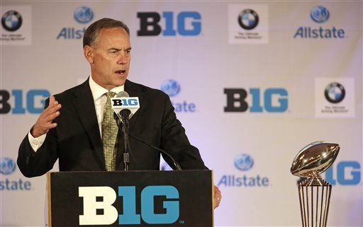 Michigan State football coach Mark Dantonio said he expects Troup to bounce back and looks forward to him competing again as early as next spring.