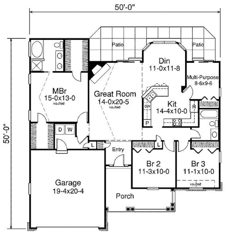 plan 57 368 houseplanscom country house