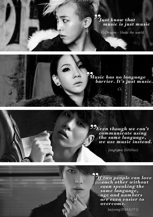 For all my friends who don't understand why I love kpop so much...