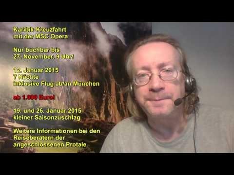 Reise TV: Schnäppchen - Karibik Kreuzfahrt im Winter