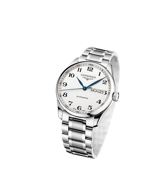 Watch The Longines Master Collection L2.755.4.78.6