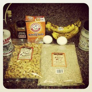 E. A. T.: Whole 30 Banana Muffins...OMG!