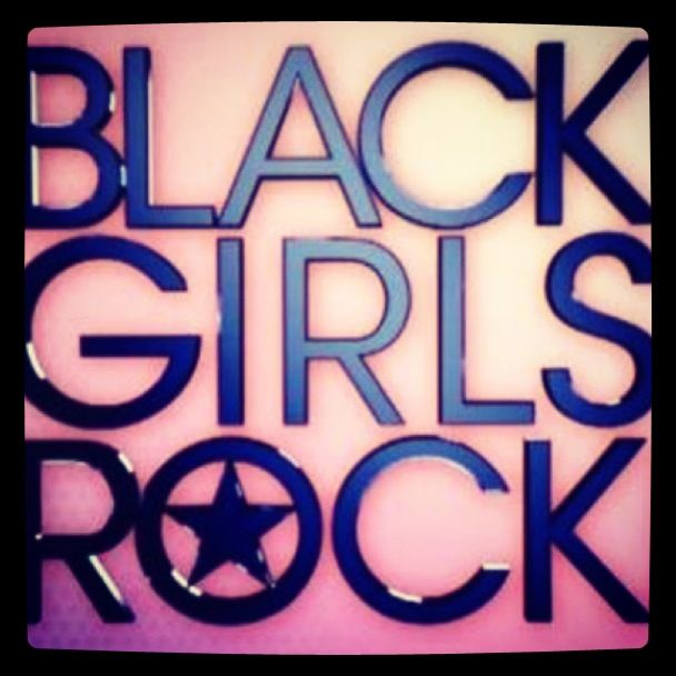 Black Girls Rock! #pointblankperiod