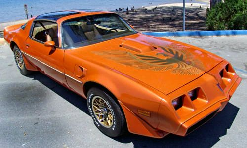 1981 Pontiac Trans Am Orange Metallic (paint-code-57) Click to Find out more - http://fastmusclecar.com/1981-pontiac-trans-am-orange-metallic-paint-code-57/