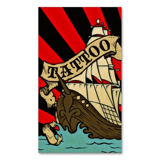 95 best Tattoo Artist Business Cards images on Pinterest ...