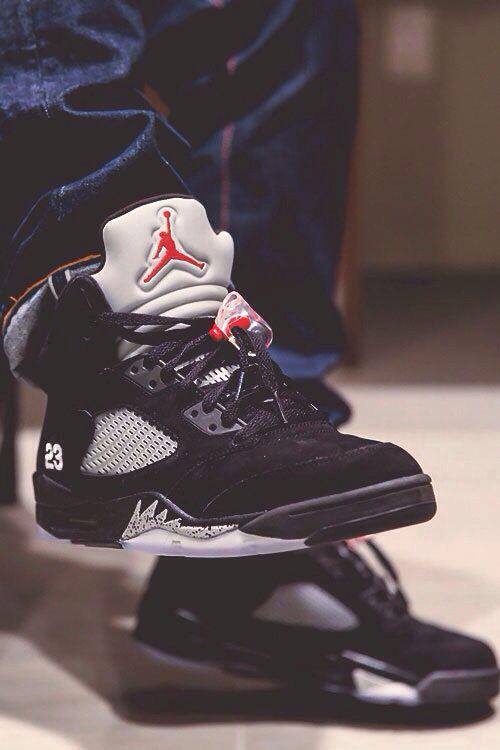 Custom Jordan 5's