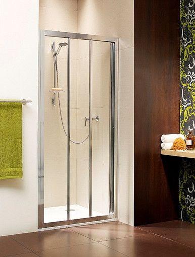 Treviso DW 100 Radaway drzwi wnękowe brązowe 1000x1900 Radaway - 32323-01-08N http://www.hansloren.pl/Kabiny-prysznicowe/Drzwi-szklane-do-wneki/RADAWAY