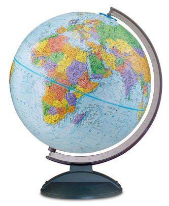 Altered World Globe Art