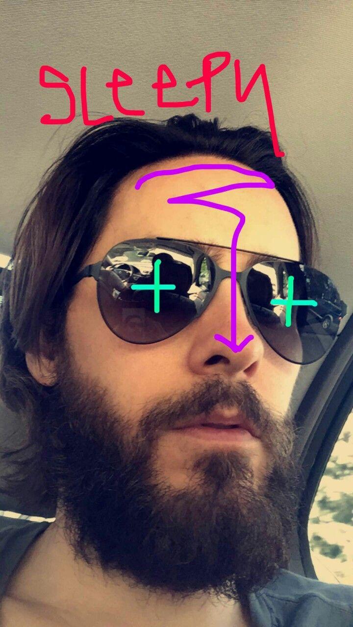 Jared Leto - snapchat ( 8.9.2016 ) - LovefromMars
