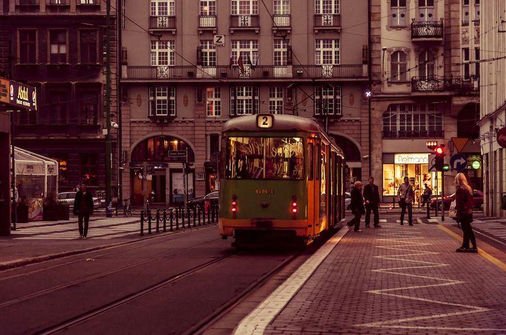 Poznan Poland, ul. Gwarna [fot. K. Boryło]