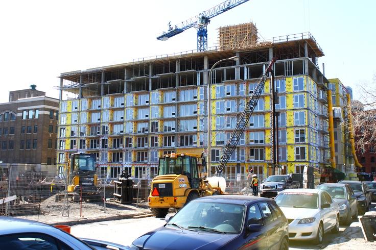 TOM condos - Montréal En construction Pinterest Condos - tva construction maison neuve