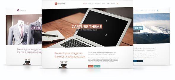 YOOtheme - Capture Theme Free Download