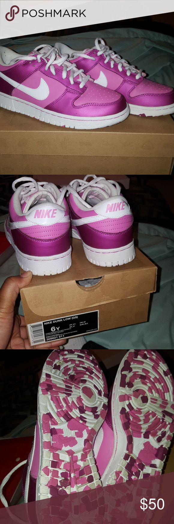 Nike Dunk Low (GS) Size 6Y Brand New in original box Nike Dunk Low (GS) Size 6Y Nike Shoes Sneakers