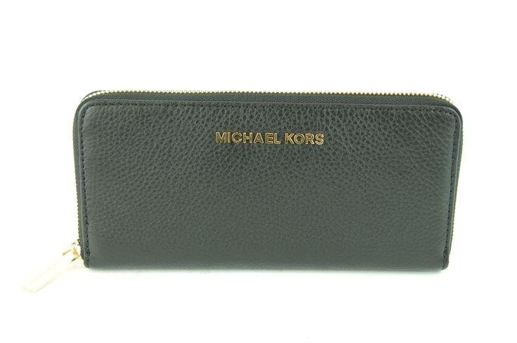 Michael Kors portemonnee zwart - wallet black
