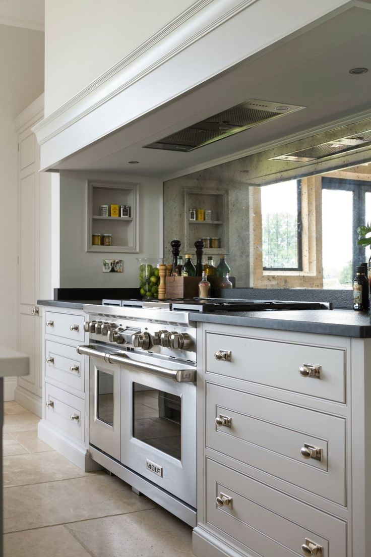 20 best saligo design ltd images on pinterest antiqued mirror the grange ascot wolf range cooker humphrey munson antiqued mirrored backsplash