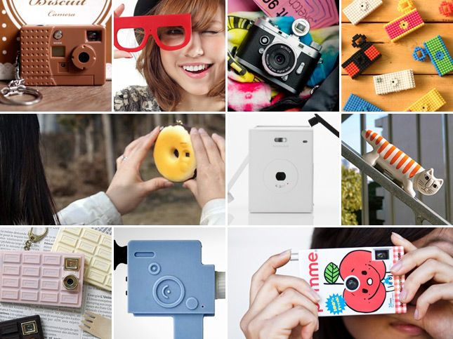 The 10 Most Unusual Digital Cameras Ever   Brit + Co.