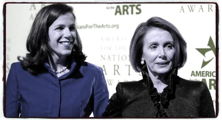 """Alexandra Pelosi: Securing Border is a """"Hoax"""" Politicians use so """"We Can Sleep Better at Night"""" June 29, 2014 by Suzanne Hamner..really? you, your mom and bo admin. are the 'great hoax'..how about you and your family take care of all these needy with your $$??Leave American taxpayers alone??"""