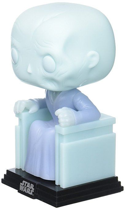 """Funko Pop Star Wars: Episode 7 the Force Awakens-6"""" Holographic Snoke Collectible Figure - Summer Convention Exclusive http://fave.co/2vJ6pnu"""