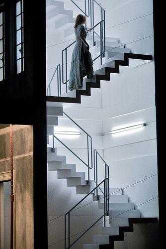 Barbara Hannigan as Agnès in Written on Skin. © 2012 ROH/Stephen Cummiskey. The Royal Opera