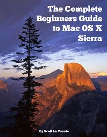 The Complete Beginners Guide to Mac OS X Sierra (Version 10.12) | http://paperloveanddreams.com/book/1156671044/the-complete-beginners-guide-to-mac-os-x-sierra-version-10-12 | Every year or so you hear the big pitch: Windows is finally going to be awesome again. The new update is big, grander and a huge overhaul. And then it comes and it�s more buggy, weirder, and less functional than the version that came before! That�s probably what made you consider making the switch�you�re tired of the…
