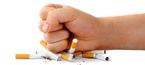 Se puede dejar de fumar y no coger peso.