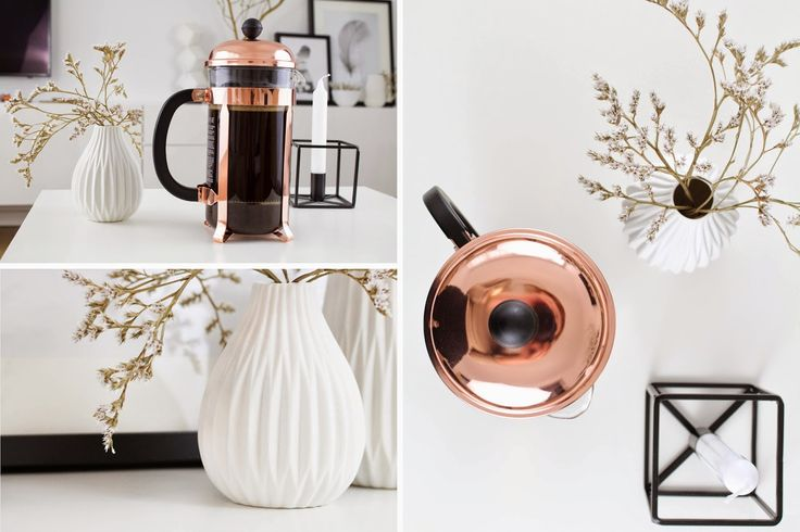 coffee and copper