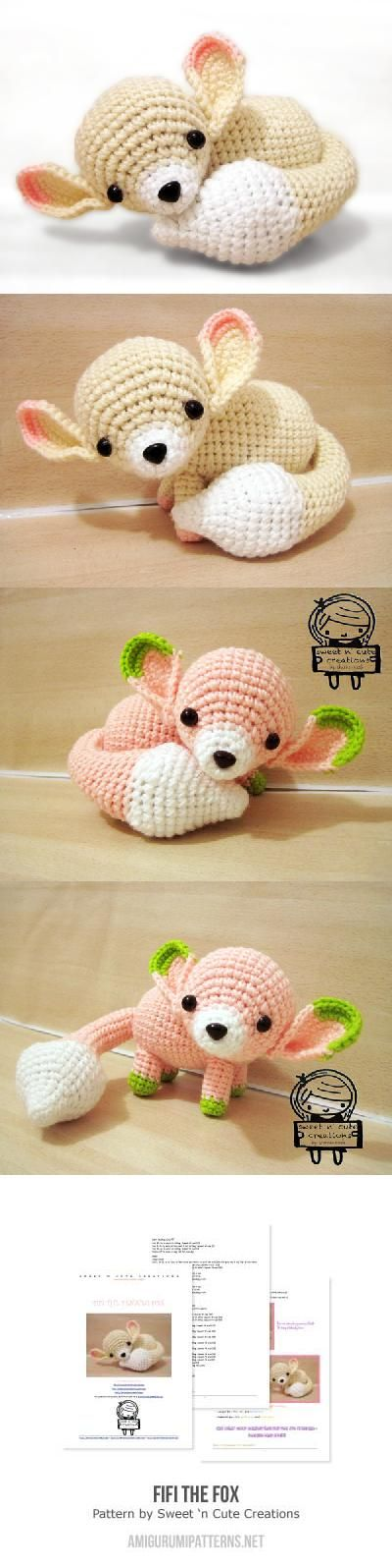 Found at Amigurumipatterns.net $2.75 for the pattern