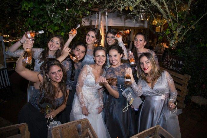 Damas boda