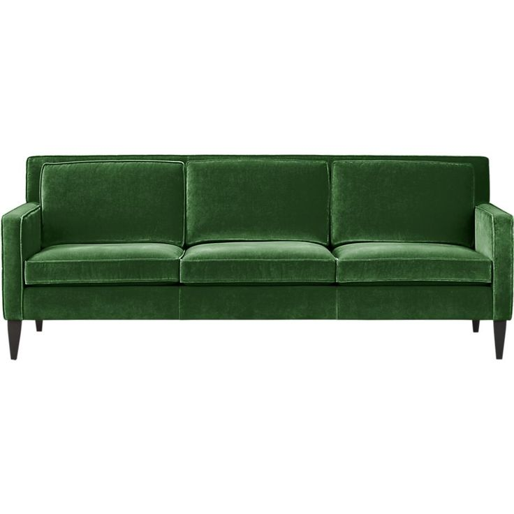 Rochelle Sofa in Sofas | Crate and Barrel