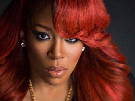K Michelle Red Hair Michelle red hair | *K. Michelle* | Pinterest