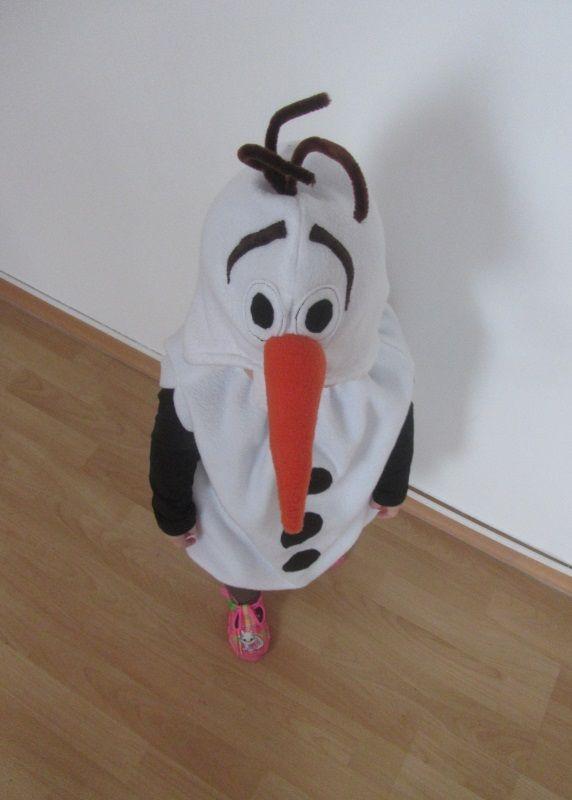 Kostüm Olaf