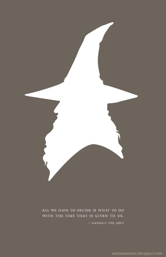 #Gandalf, great art concept piece