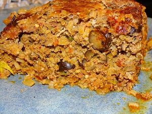 Spanish Rice Meatloaf Superior pic