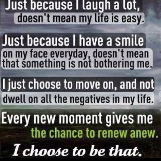 Positive thinking!: Thoughts, Just Because, Remember This, Quotes, Keep Moving, Truths, Life Mottos, True Stories, Choo Happy