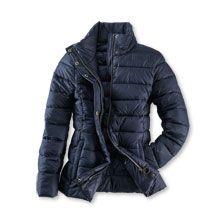 Steppjacke 'Farne Quilt' in Navy von Barbour     bestellen - THE BRITISH SHOP - englische Damenkleidung online günstig kaufen