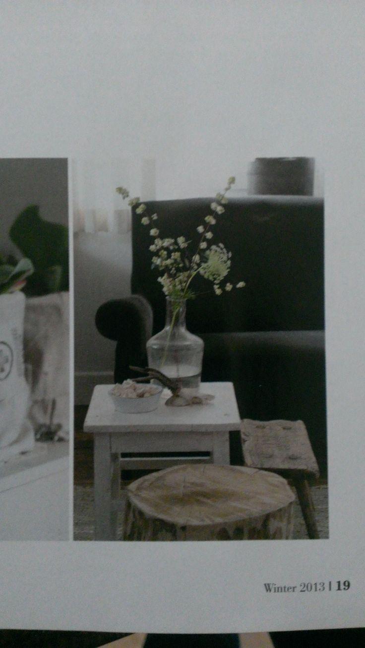 17 beste idee n over kleine bijzettafels op pinterest kleine ruimtes decoreren kleine ruimtes - Kleine woonkamer decoratie ...