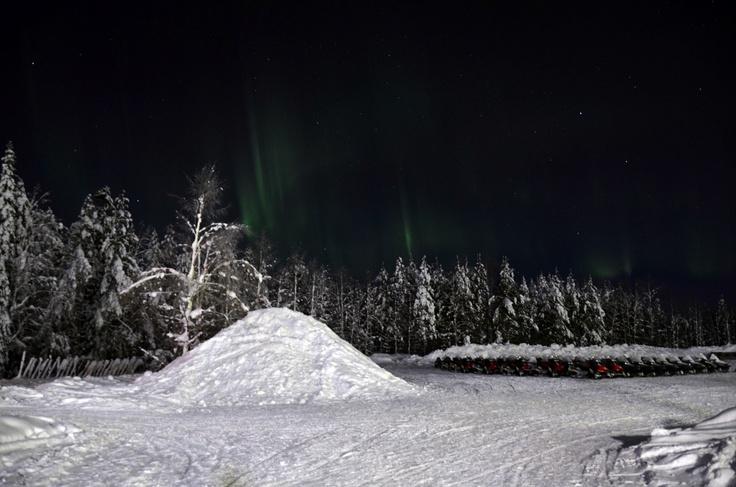 Foto 1 de José Luis Venegas de la Aurora Boreal en Laponia.  laponia papa Noel |viaje a laponia | papanoel en laponia | viaje laponia papa noel | viaje laponia