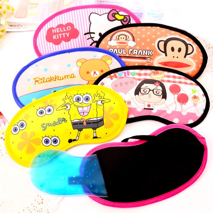 Great item for everybody.   Korean cute cartoon small fresh cartoon ice ice sleep mask comfortable shading Anshen full - US $4.91 http://webhomeappliance.com/products/korean-cute-cartoon-small-fresh-cartoon-ice-ice-sleep-mask-comfortable-shading-anshen-full/