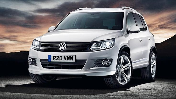 2015 Volkswagen Tiguan R Line Added Reverse View Camera To Be Made