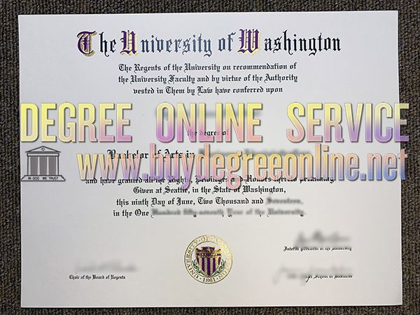 The University Of Washington Degree Boost Your Buy In 2020