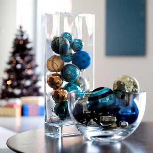 Stylish & Elegant Christmas Centerpiece Ideas