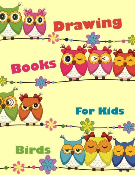Blank Journal Kids: 8.5 x 11, 120 Unlined Blank Pages For Unguided Doodling, Drawing, Sketching & Writing