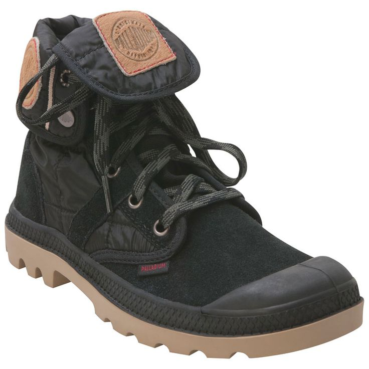 Original Palladium Baggy Women - Black/Black - Boots - Item Code17034-133