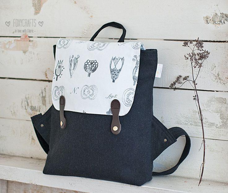 Женский рюкзак Black