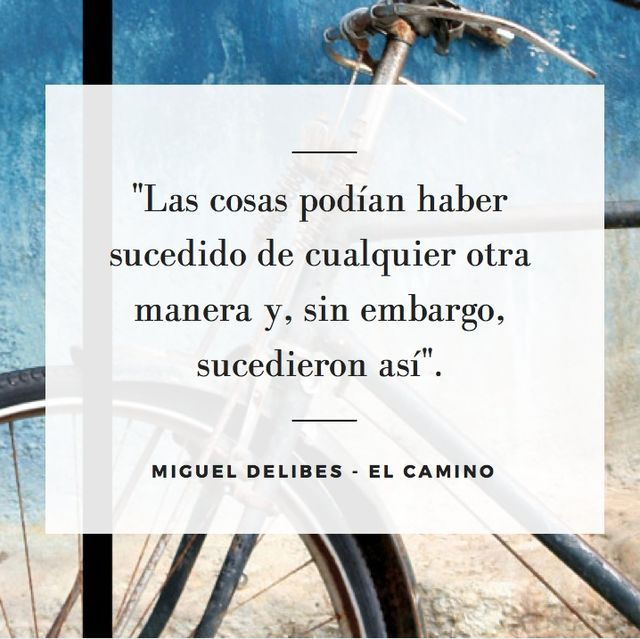 Miguel Delibes - El camino
